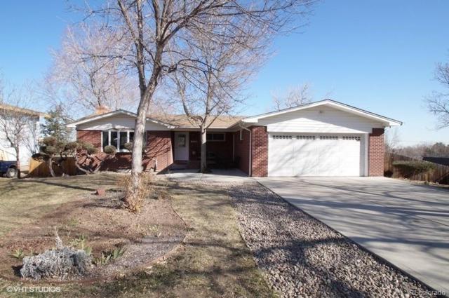 9945 W 34th Drive, Wheat Ridge, CO 80033 (#5629552) :: The Peak Properties Group