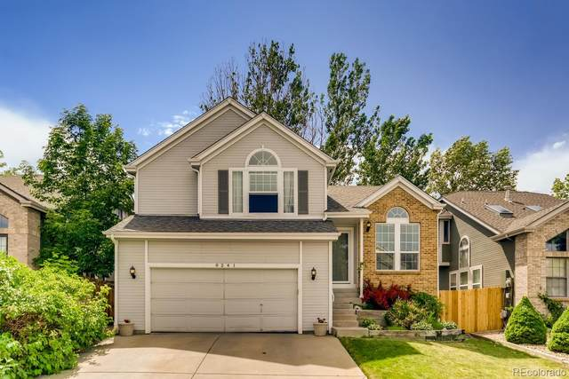 8241 S Ogden Circle, Littleton, CO 80122 (#5629958) :: The Margolis Team