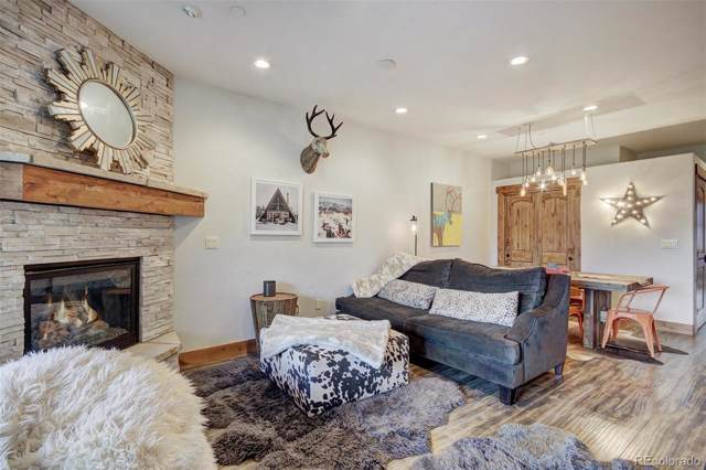 156 S 4th Avenue #3, Frisco, CO 80443 (#5630353) :: Berkshire Hathaway Elevated Living Real Estate