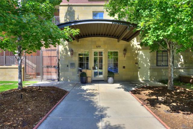 1699 N Downing Street #310, Denver, CO 80218 (#5630456) :: The Peak Properties Group