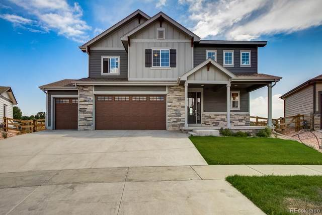 4451 Huntsman Drive, Fort Collins, CO 80524 (MLS #5631382) :: Keller Williams Realty