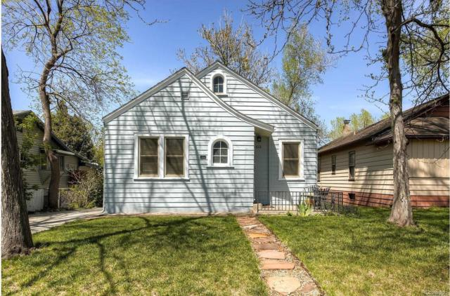 611 E Cornell Avenue, Englewood, CO 80113 (#5631429) :: The City and Mountains Group