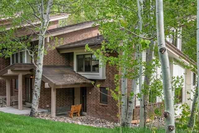 2725 Burgess Creek Road #16, Steamboat Springs, CO 80487 (#5631442) :: The Margolis Team