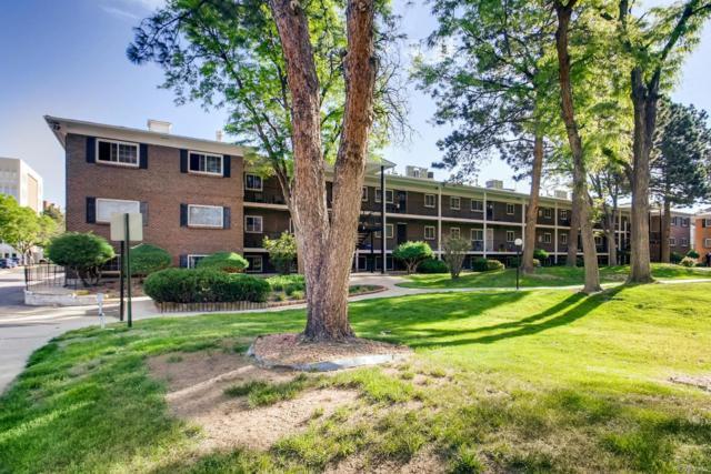 6800 E Tennessee Avenue #611, Denver, CO 80224 (#5631460) :: The Galo Garrido Group