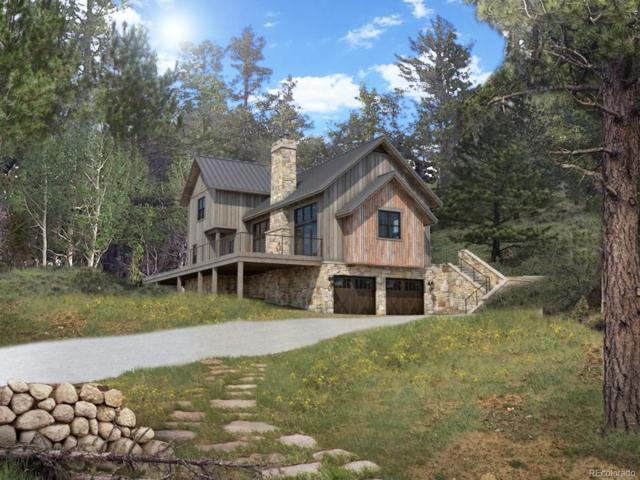 20 Ridge View Road, Nederland, CO 80466 (#5631474) :: The City and Mountains Group