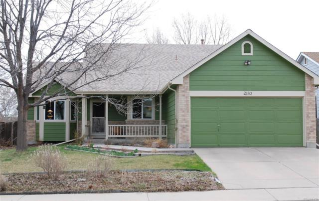 2180 W 135th Avenue, Westminster, CO 80234 (#5631687) :: The Healey Group