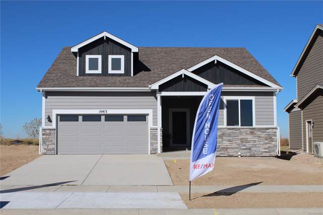10413 W 12th Street, Greeley, CO 80634 (MLS #5631802) :: 8z Real Estate