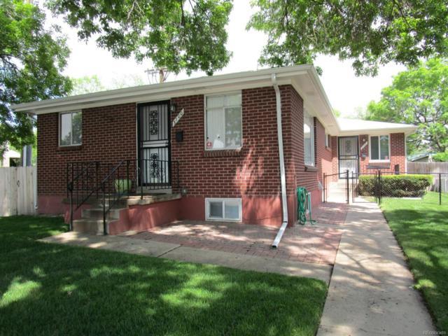 3100 S Fox Street, Englewood, CO 80110 (#5632387) :: The DeGrood Team