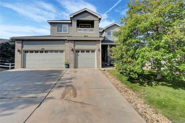 1453 S Haleyville Circle, Aurora, CO 80018 (MLS #5632522) :: 8z Real Estate