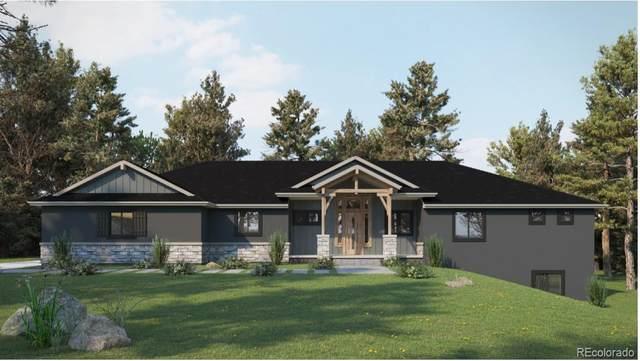 8783 Sanctuary Pine Drive, Colorado Springs, CO 80908 (#5632549) :: iHomes Colorado