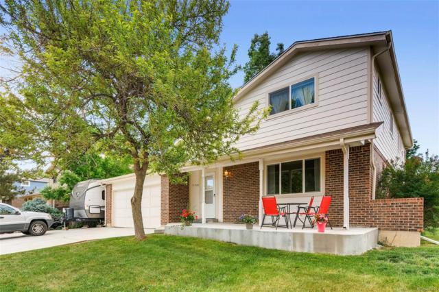 13909 W 74th Place, Arvada, CO 80005 (#5632729) :: Wisdom Real Estate