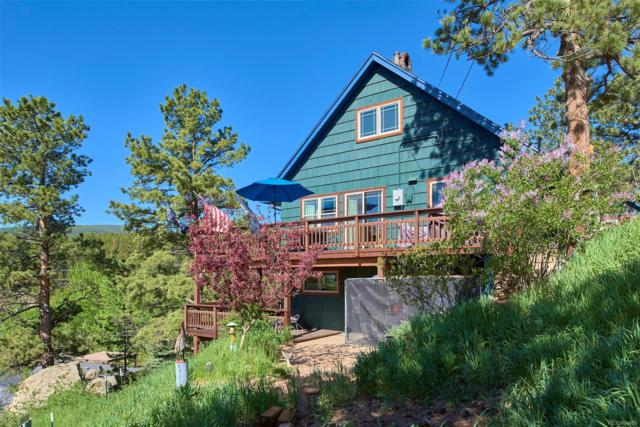 334 W 4th Street, Nederland, CO 80466 (#5632741) :: The DeGrood Team