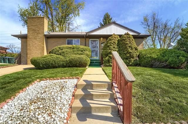 1377 E 111th Place, Northglenn, CO 80233 (MLS #5632814) :: 8z Real Estate