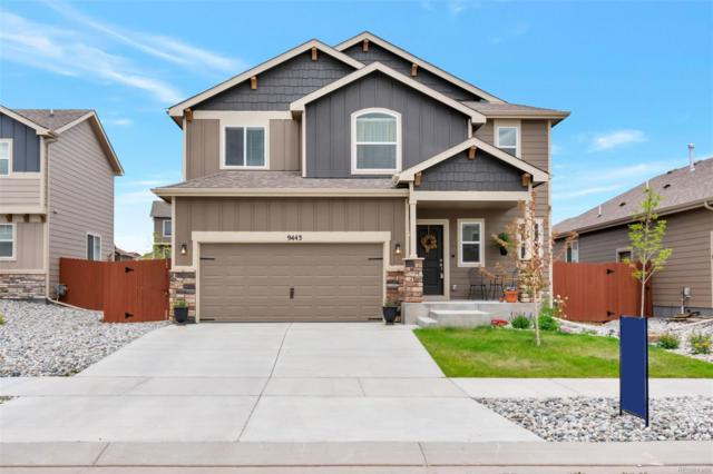 9443 Beryl Drive, Peyton, CO 80831 (#5632946) :: The Heyl Group at Keller Williams
