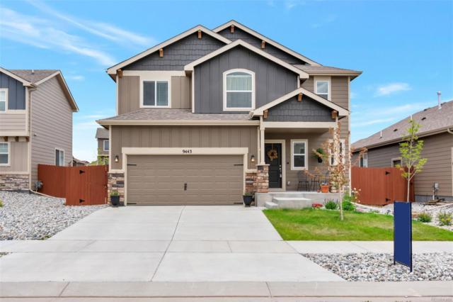9443 Beryl Drive, Peyton, CO 80831 (#5632946) :: Bring Home Denver with Keller Williams Downtown Realty LLC