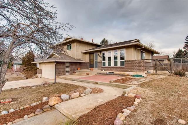 506 Aztec Drive, Boulder, CO 80303 (MLS #5633180) :: Kittle Real Estate