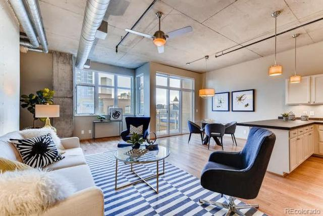 290 W 12th Avenue #502, Denver, CO 80204 (#5633464) :: The Heyl Group at Keller Williams