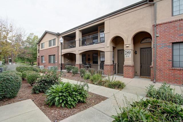 289 Quebec Street C, Denver, CO 80220 (#5633607) :: Wisdom Real Estate
