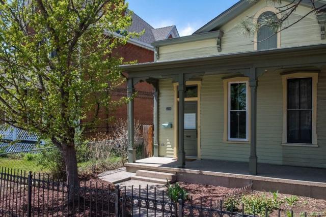 3225 Champa Street, Denver, CO 80205 (#5633697) :: HomePopper