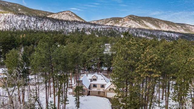 4685 Cheyenne Drive, Larkspur, CO 80118 (#5633894) :: The Harling Team @ Homesmart Realty Group
