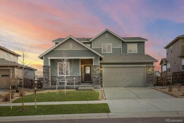 7916 S Grand Baker Way, Aurora, CO 80016 (MLS #5634029) :: 8z Real Estate