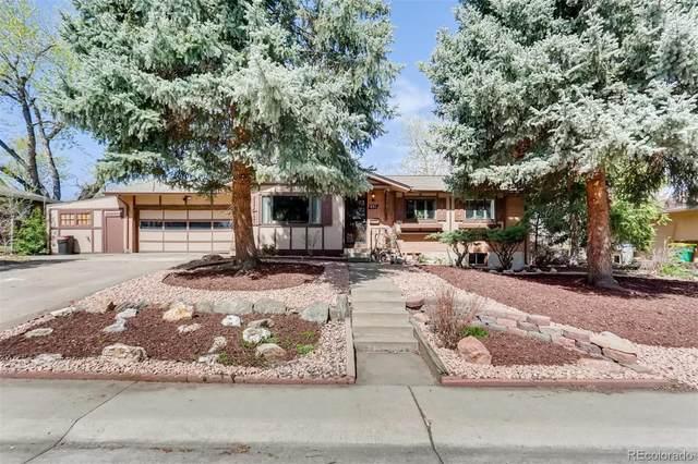 451 S Taft Street, Lakewood, CO 80228 (#5634258) :: Briggs American Properties