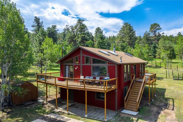 462 Yellow Pine Drive, Bailey, CO 80421 (MLS #5634379) :: Keller Williams Realty