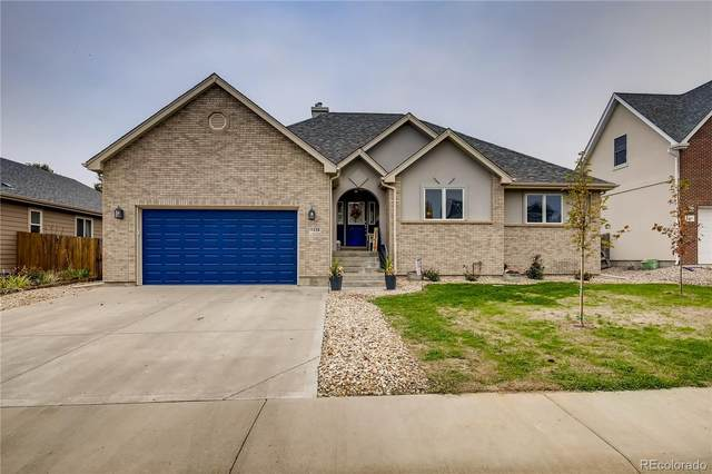 9138 Harlequin Circle, Frederick, CO 80504 (#5634382) :: The DeGrood Team