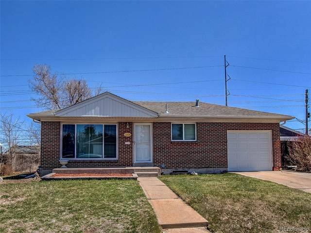 11006 Pearl Street, Northglenn, CO 80233 (#5634686) :: The Griffith Home Team