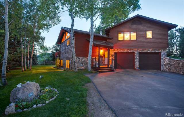 65 Steamboat Boulevard, Steamboat Springs, CO 80487 (#5635141) :: Bring Home Denver with Keller Williams Downtown Realty LLC