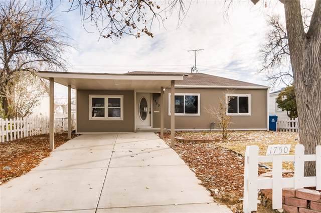 1750 Kingston Street, Aurora, CO 80010 (#5635168) :: True Performance Real Estate