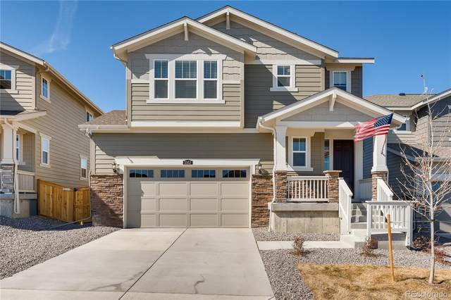 3353 Umber Circle, Castle Rock, CO 80109 (#5635250) :: The DeGrood Team