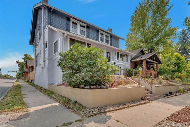 300 S Clarkson Street, Denver, CO 80209 (#5635670) :: The Brokerage Group