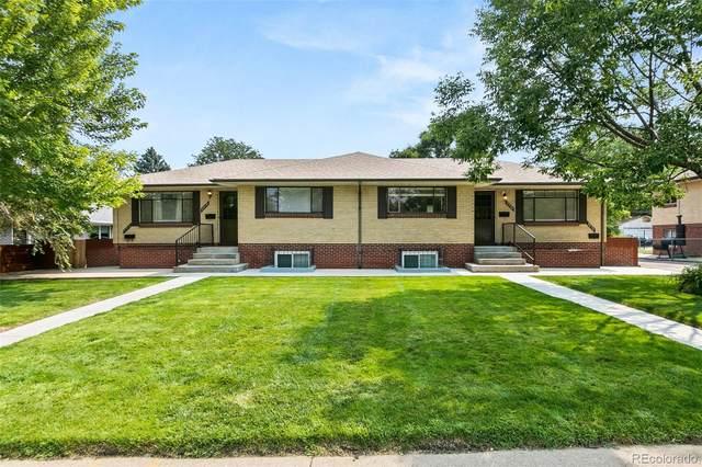 2512 S Williams Street, Denver, CO 80210 (MLS #5635728) :: 8z Real Estate