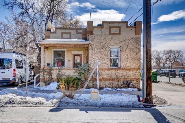 416 W 3rd Avenue, Denver, CO 80223 (MLS #5636217) :: 8z Real Estate