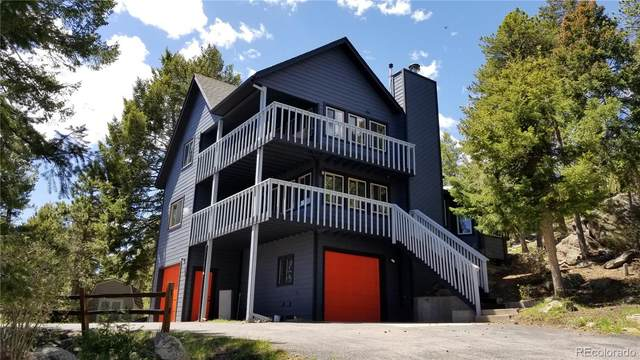 8425 S Doubleheader Ranch Road, Morrison, CO 80465 (MLS #5636743) :: Clare Day with LIV Sotheby's International Realty