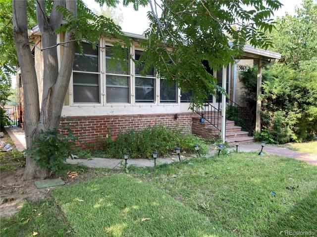 5063 W 35th Avenue, Denver, CO 80212 (MLS #5636864) :: Find Colorado Real Estate