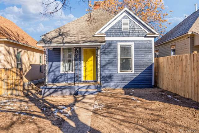 1207 E 5th Street, Pueblo, CO 81001 (MLS #5637035) :: 8z Real Estate