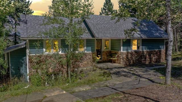 6430 Ridgeview Drive, Morrison, CO 80465 (#5637548) :: The Heyl Group at Keller Williams
