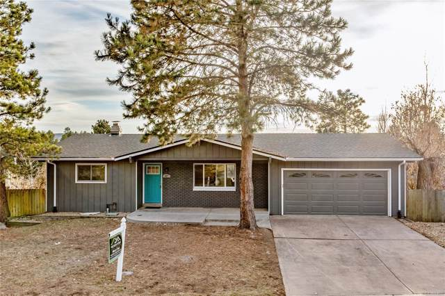 427 Burgess Drive, Castle Rock, CO 80104 (#5637564) :: Wisdom Real Estate