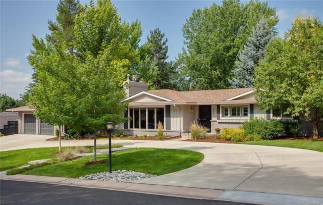 4061 S Dexter Street, Cherry Hills Village, CO 80113 (#5637604) :: Bring Home Denver