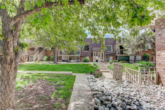 1585 S Holly Street #220, Denver, CO 80222 (#5637824) :: The Pete Cook Home Group