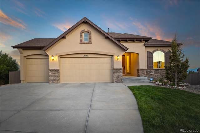 5285 Chimney Gulch Way, Colorado Springs, CO 80924 (#5638725) :: iHomes Colorado