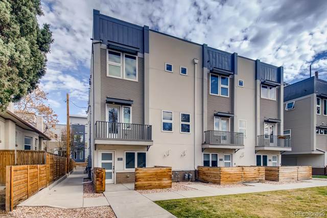 2726 Federal Boulevard #1, Denver, CO 80211 (#5638836) :: Real Estate Professionals