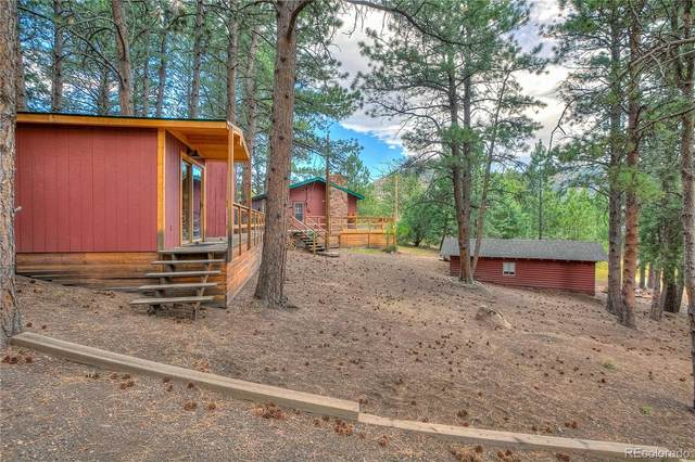 8 Lookout Drive, Lyons, CO 80540 (MLS #5639824) :: 8z Real Estate