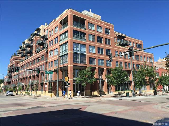 1499 Blake Street 10A, Denver, CO 80202 (#5640033) :: The Griffith Home Team