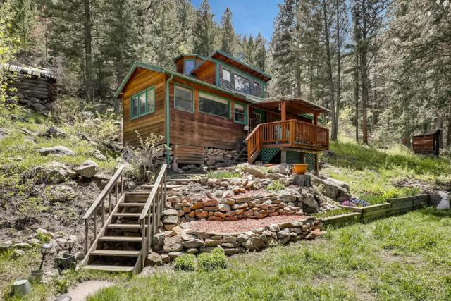 8801 Lefthand Canyon Drive, Jamestown, CO 80455 (#5640325) :: The DeGrood Team