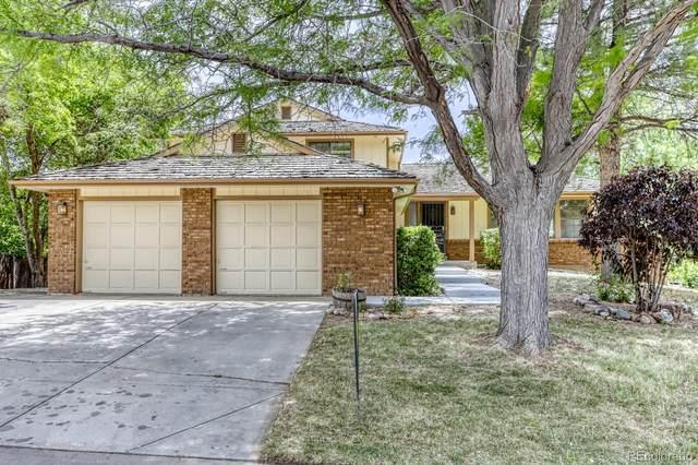 7886 S Pierce Way, Littleton, CO 80128 (#5640558) :: Kimberly Austin Properties