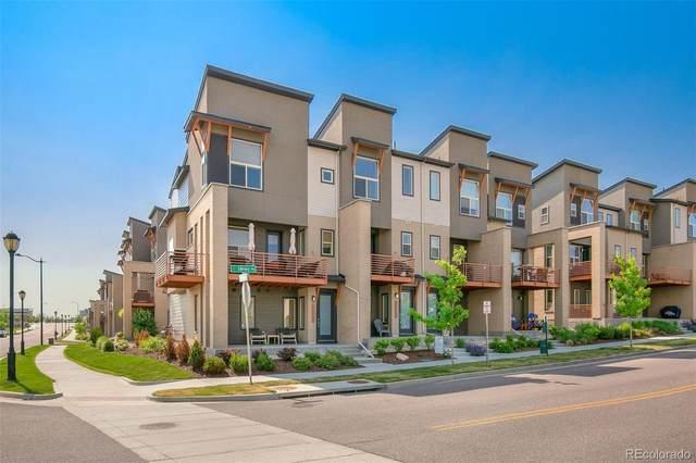 10045 Town Ridge Lane, Lone Tree, CO 80124 (MLS #5640680) :: 8z Real Estate