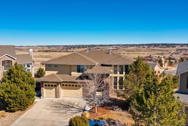 5438 Craftsman Drive, Parker, CO 80134 (#5641104) :: The HomeSmiths Team - Keller Williams